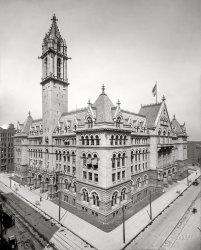 Postal Bestiary: 1905