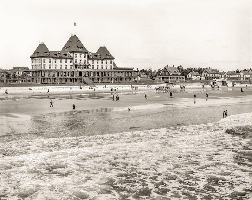 Fiske House: 1904