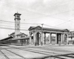 Tower Depot: 1904