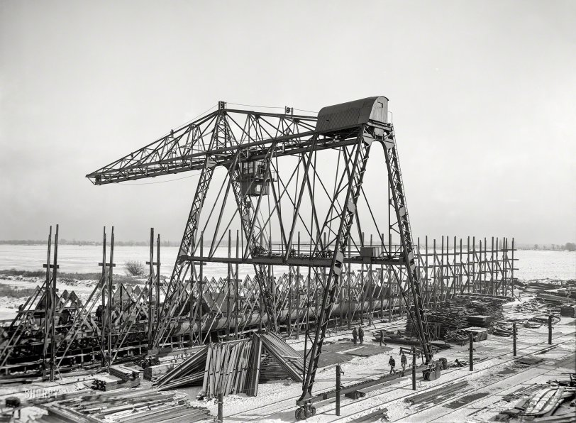 Iron Horse: 1905