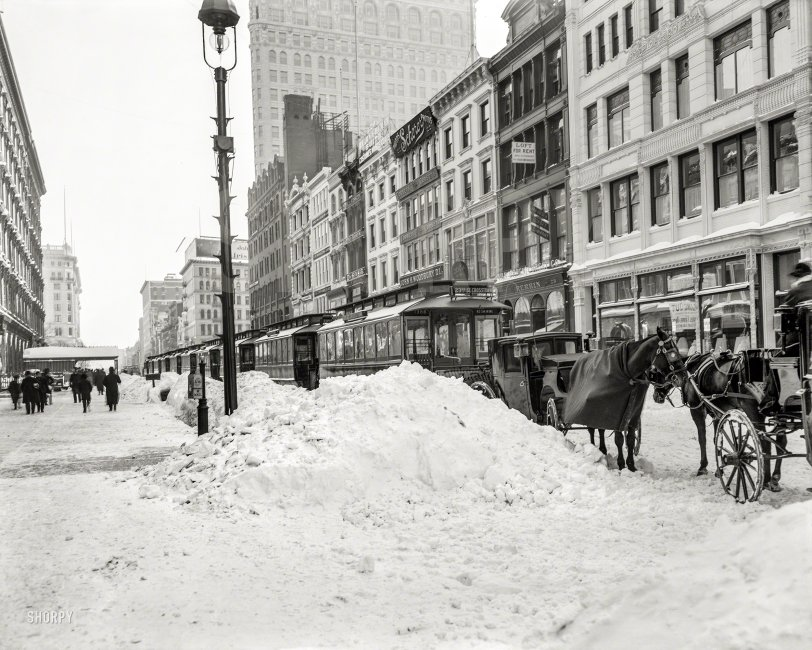 Snow Delay: 1905