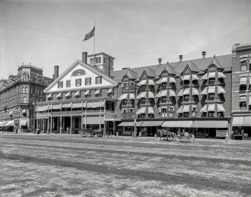 New Hampshire Hotel: 1905