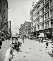 Nicollet Avenue: 1904