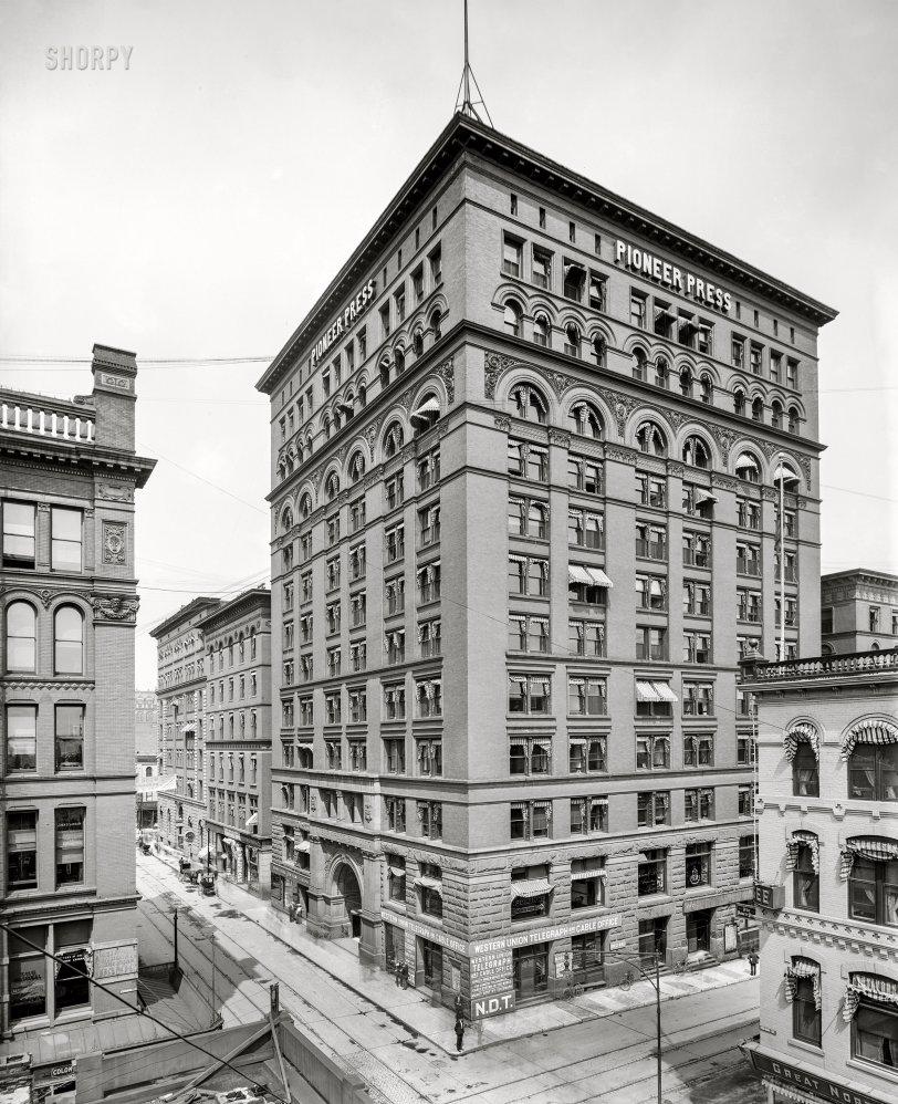 Pioneer Press: 1905