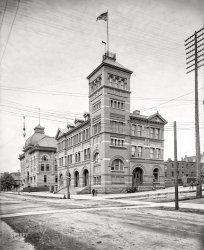 Municipal Marquette: 1906