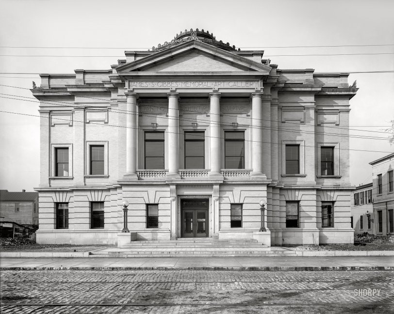 Gibbes Gallery: 1905