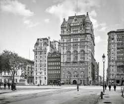 Hotel Netherland: 1905