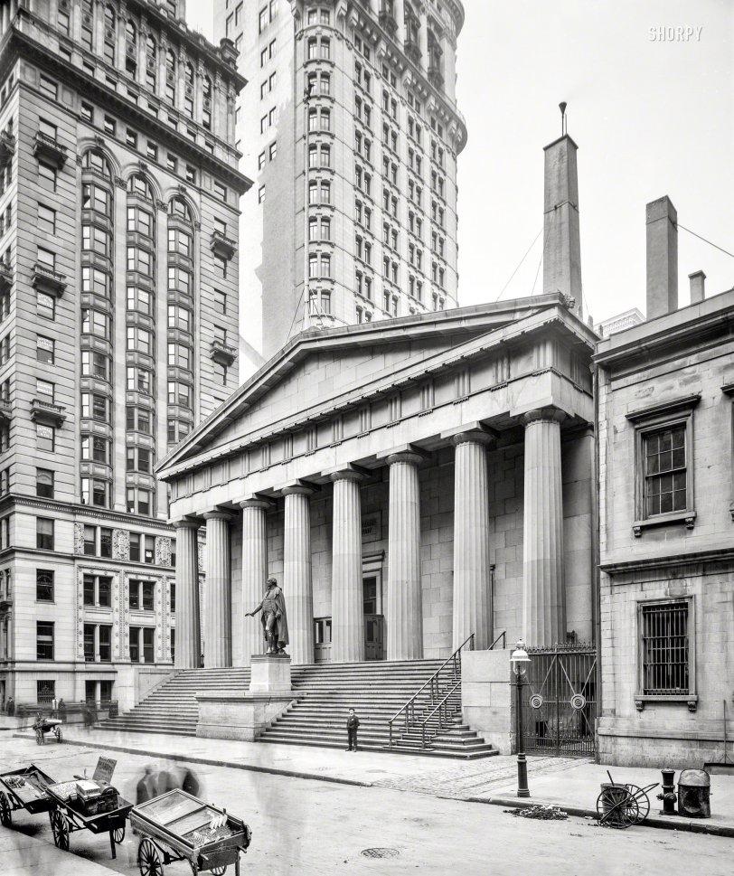 Low Finance: 1905