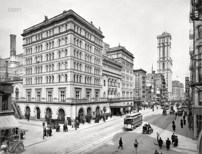 The Old Met: 1905