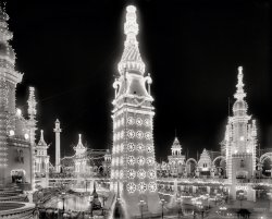 Night Lights: 1905