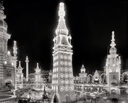Night Lights: 1905