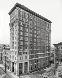 Tower of the Press: 1905