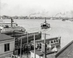 Ferry Superior: 1905