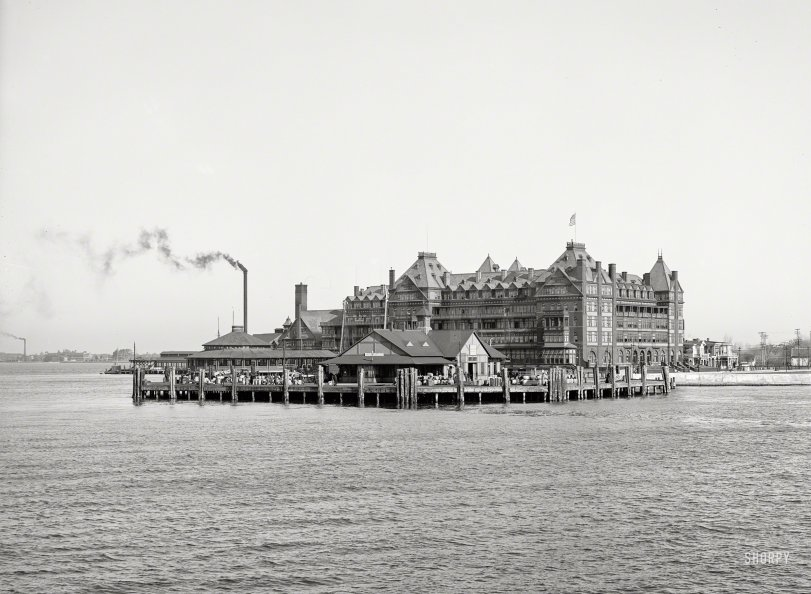 Hotel Chamberlin: 1905