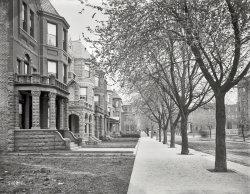 Franklin Street: 1905