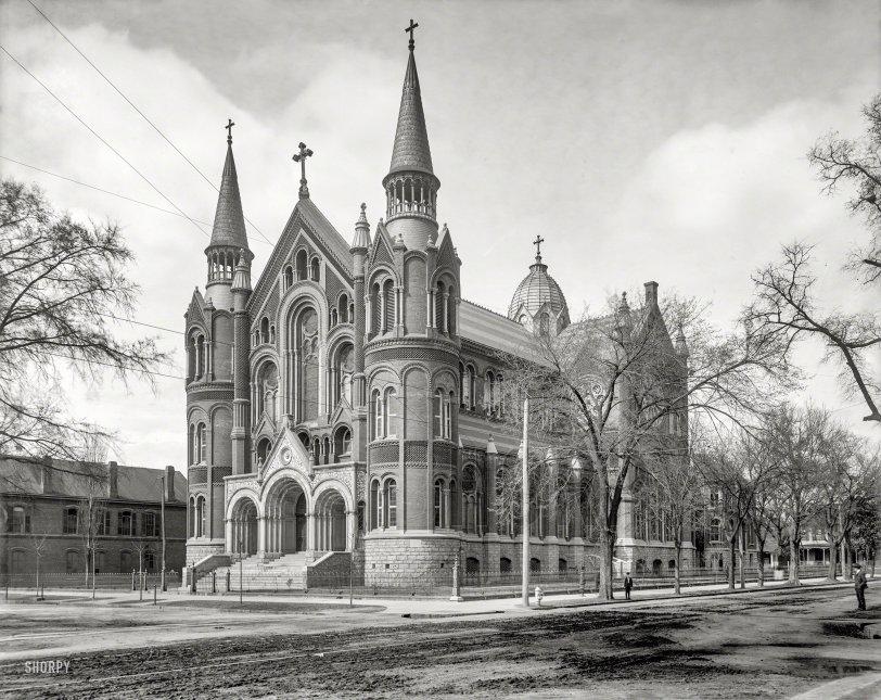 Sacred Heart: 1905