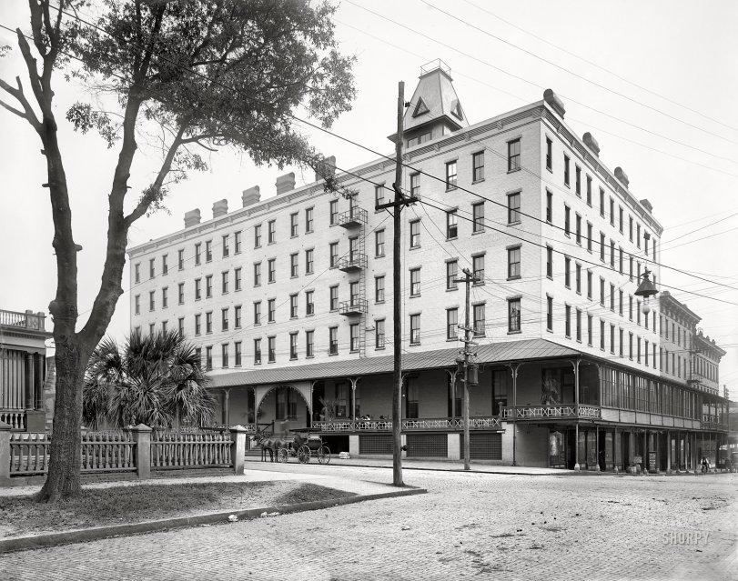 Hotel Aragon: 1905