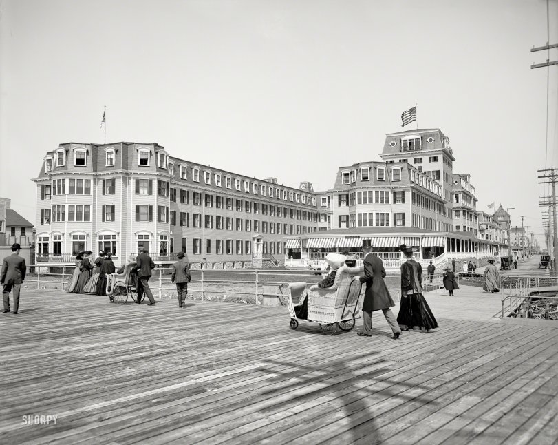 Boardwalk Rollers: 1905