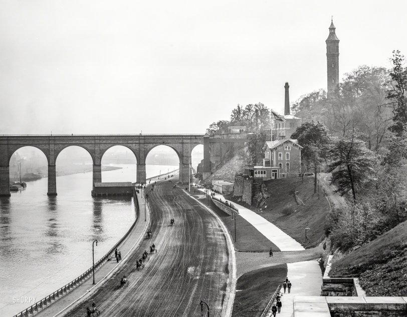 High Bridge: 1905