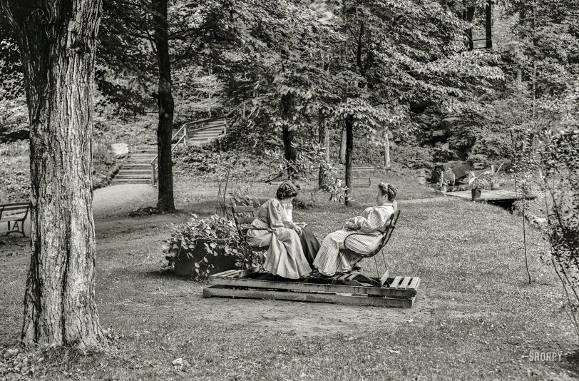 The Conversation: 1905