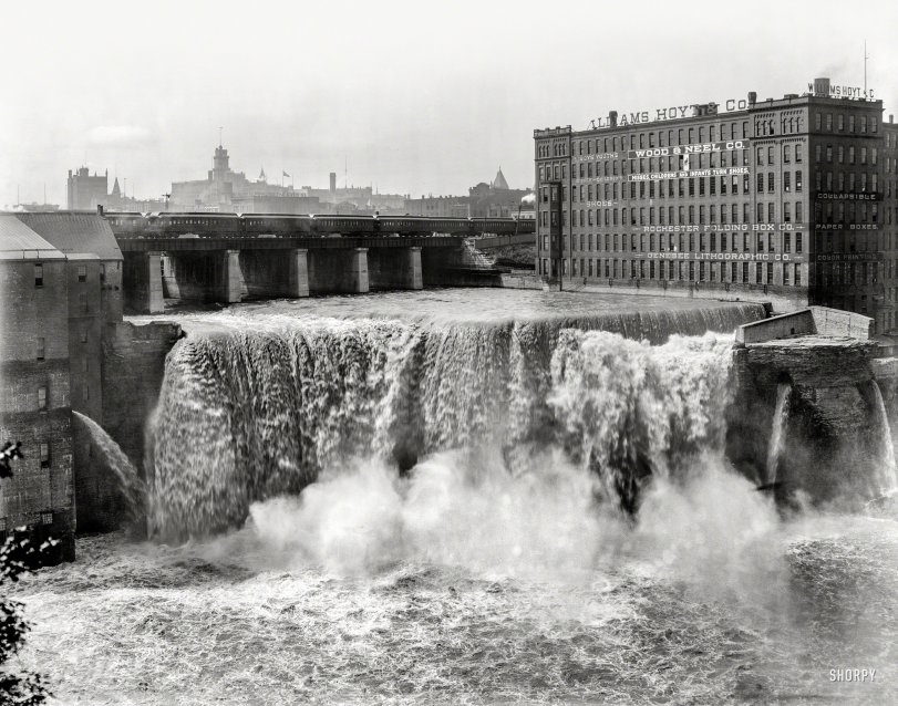 Industrial Cataract: 1905