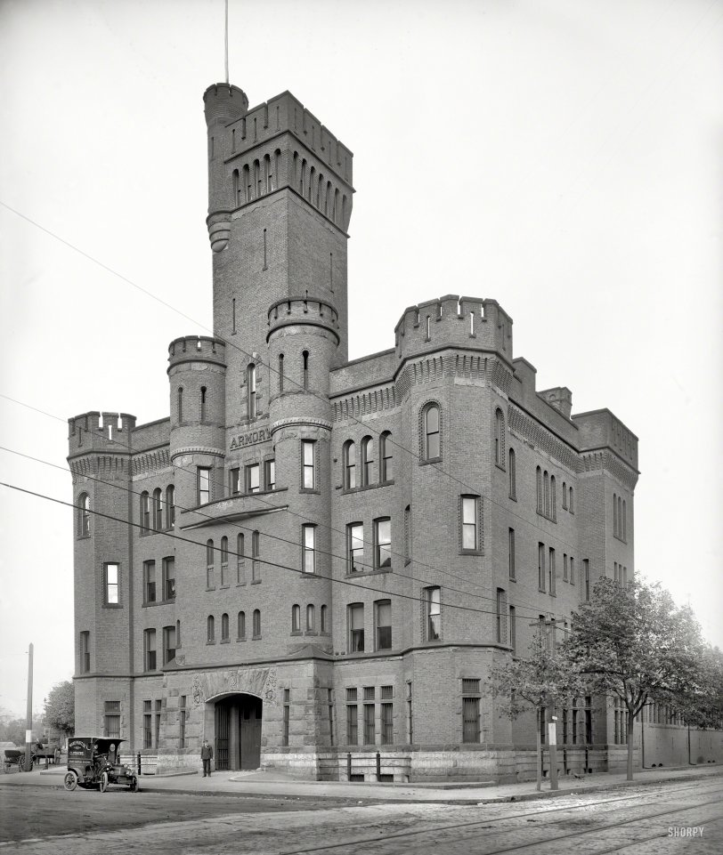 The Armory: 1906