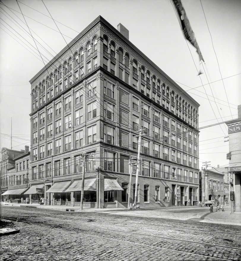Congress Square Cubed: 1905
