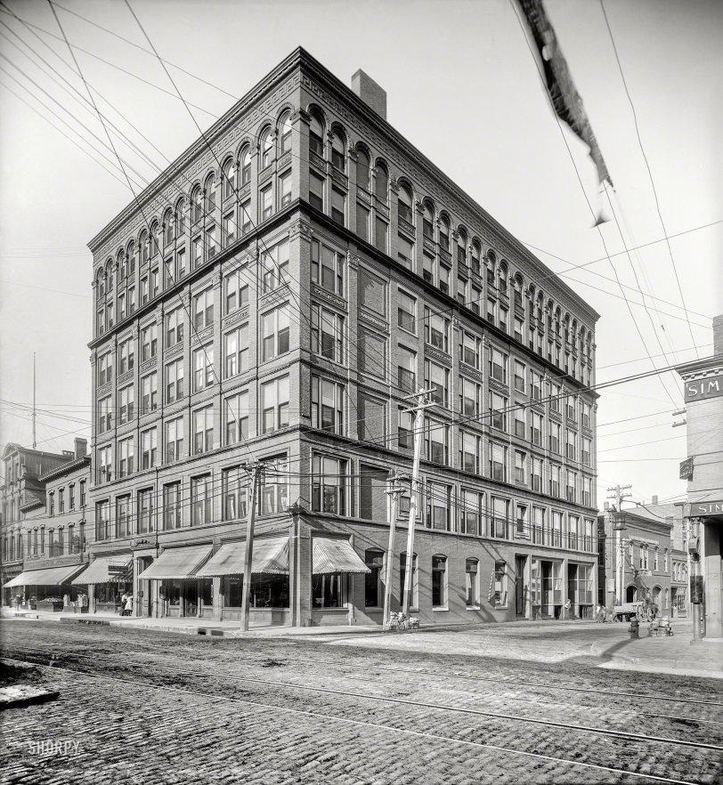 Congress Square Cubed: 1905