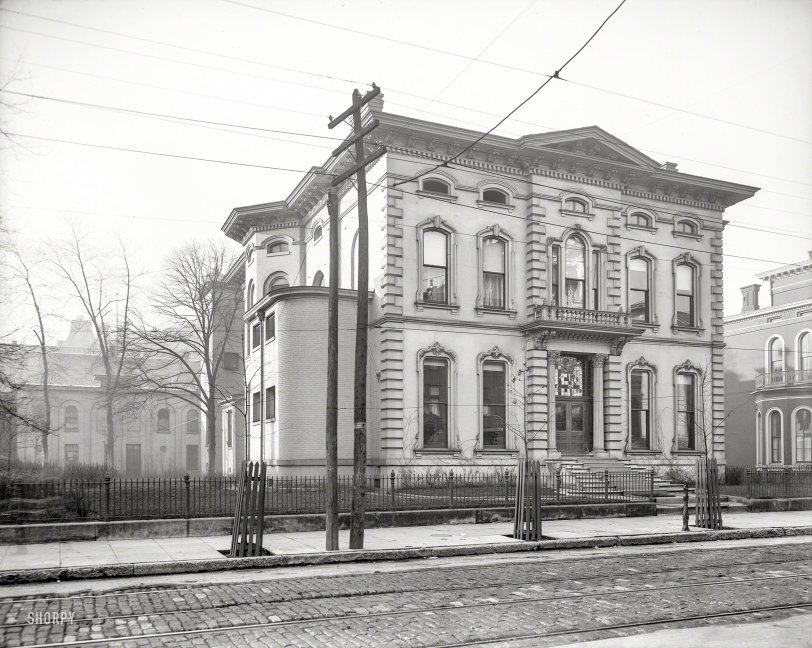 Pendennis Club: 1906