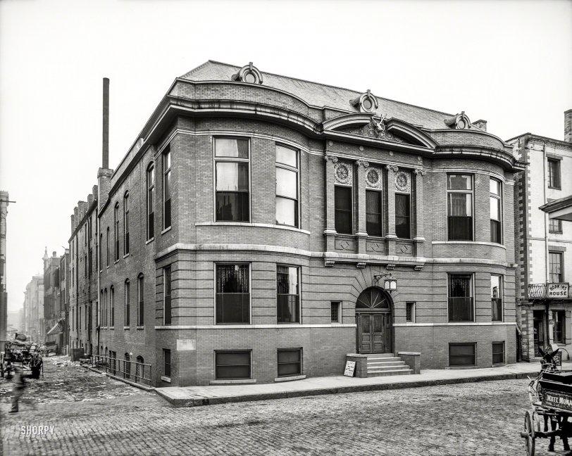 Elk Alley: 1906