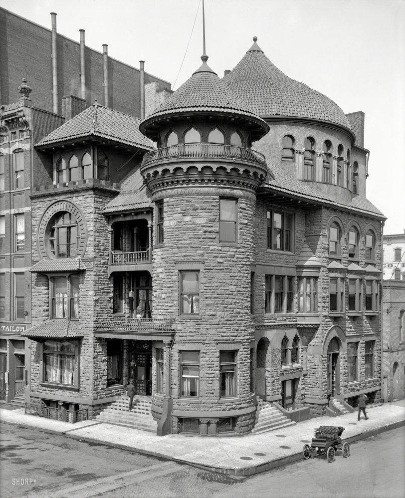Tennessee Club: 1906