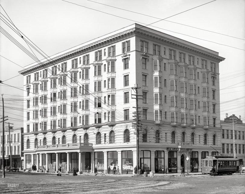 Exchange Hotel: 1906