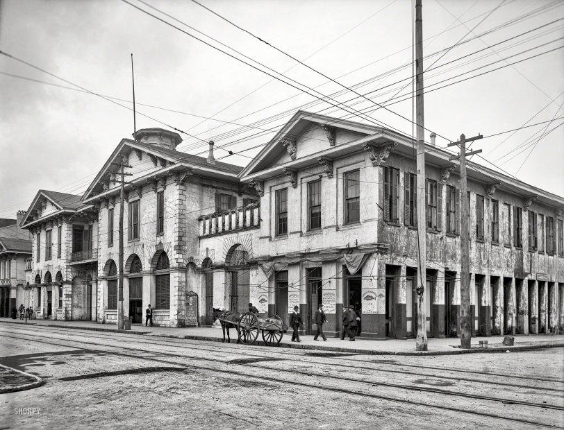 Heir to the Hoorah: 1906