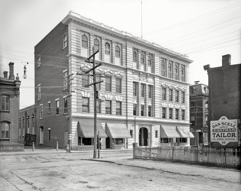Prosperous Poughkeepsie: 1906