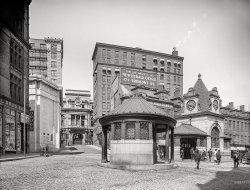 Scollay Square: 1905