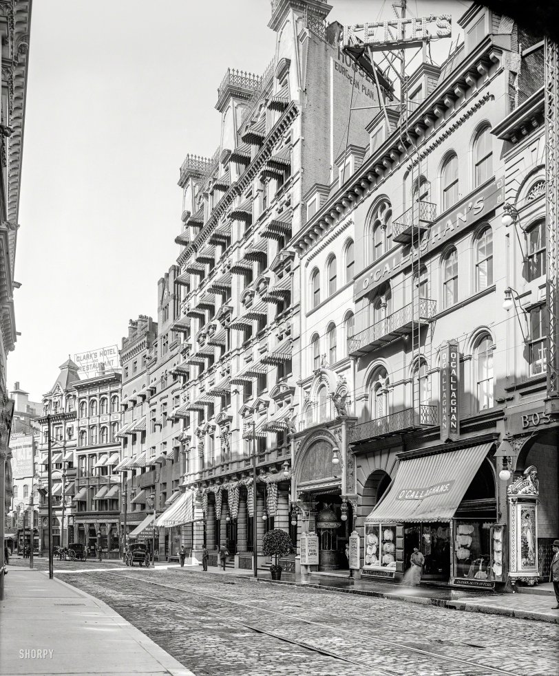Adams House: 1906