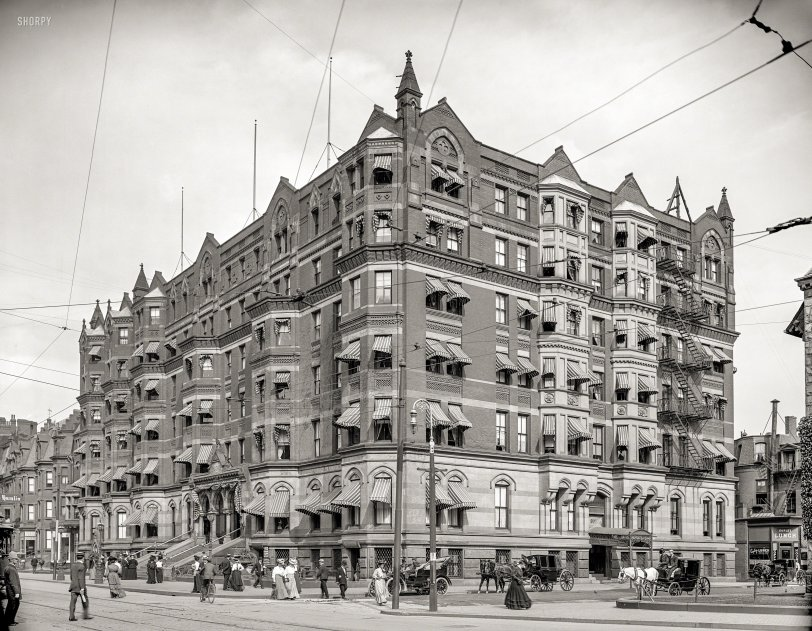 The Brunswick: 1906