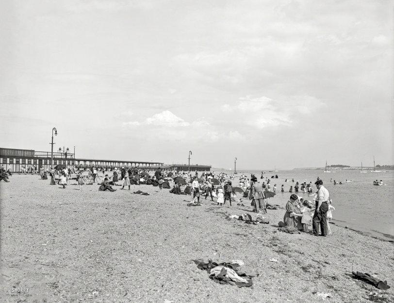 Boston Bathers: 1906