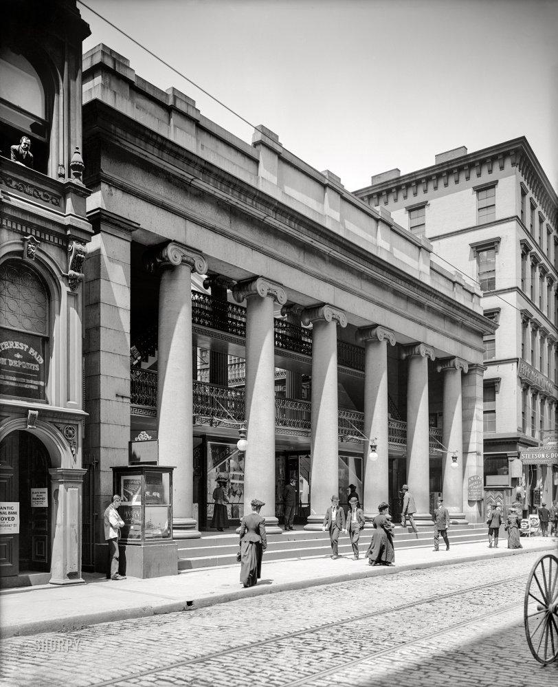Proto-Mall: 1906