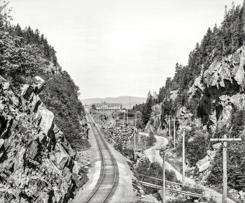 Back on Track: 1907