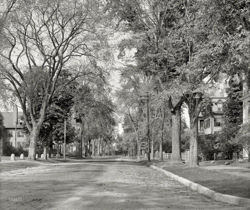 Elm Street: 1907