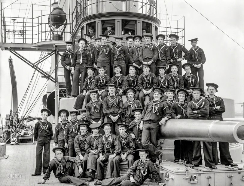 The Apprentices: 1897