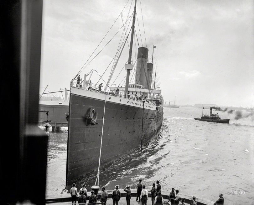 R.M.S. Oceanic: 1903