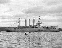 Battleship: 1904