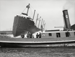 Float Your Boat: 1905