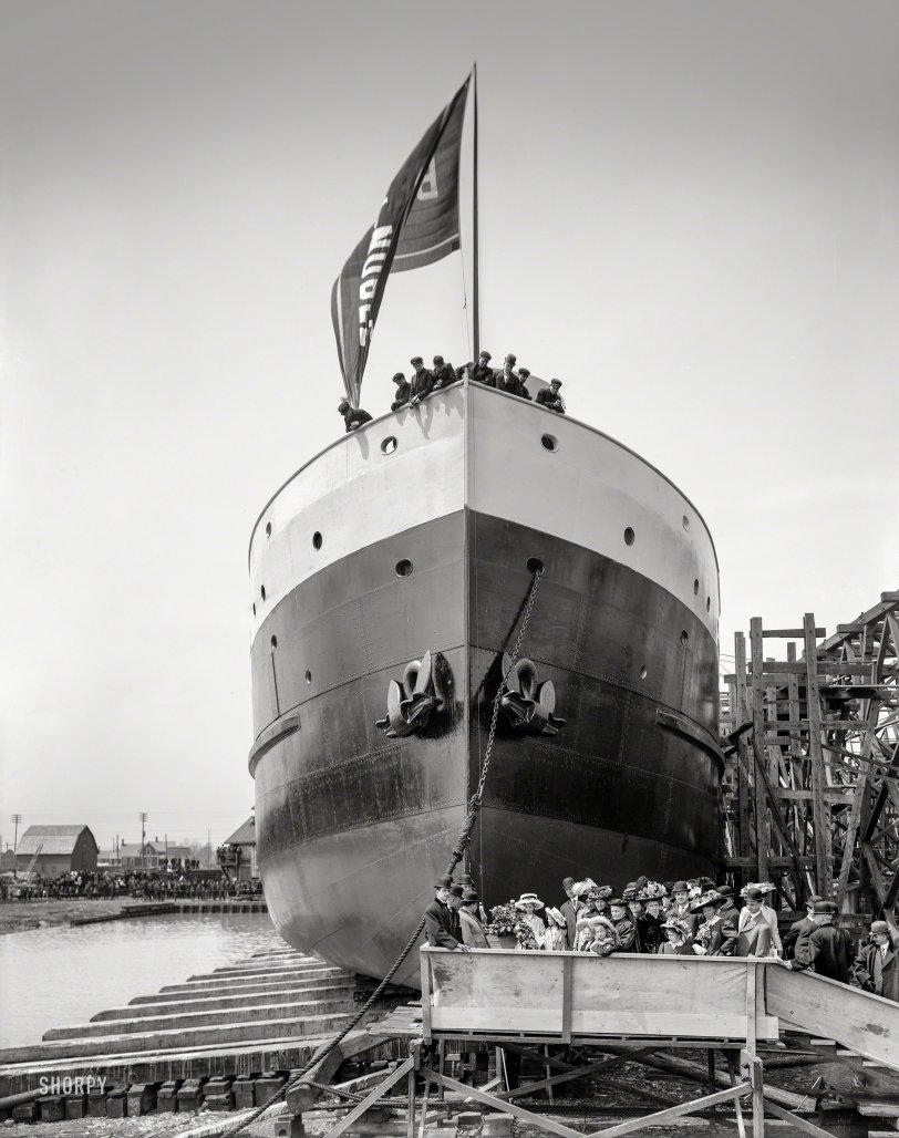 Ghost Ship: 1909