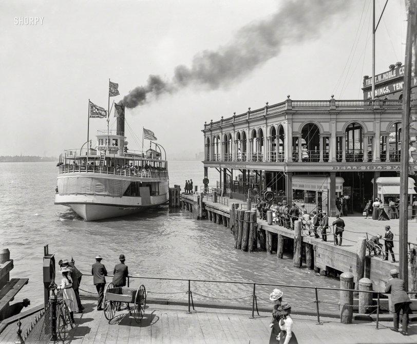 Hello Sappho: 1905