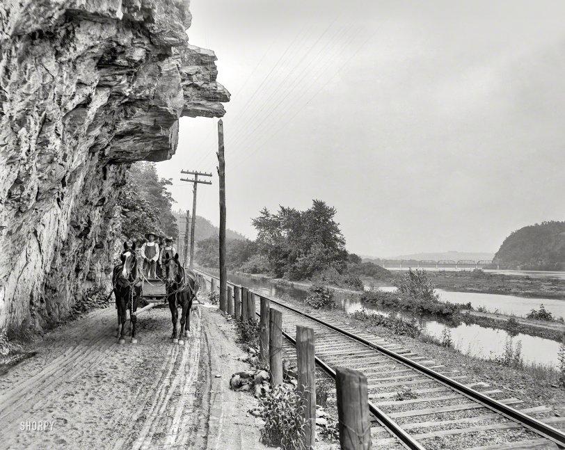 Errand Boys: 1901