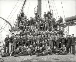 Maine Men: 1896