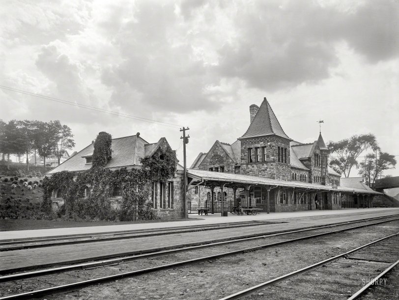 Stone Depot: 1901